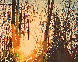 Trail at Twilight PITN