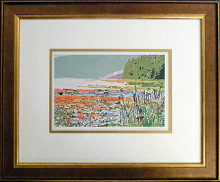 Sandy Beach Framed2