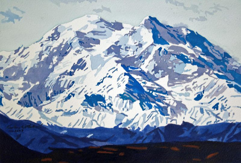 Denali Summer Evening PITN