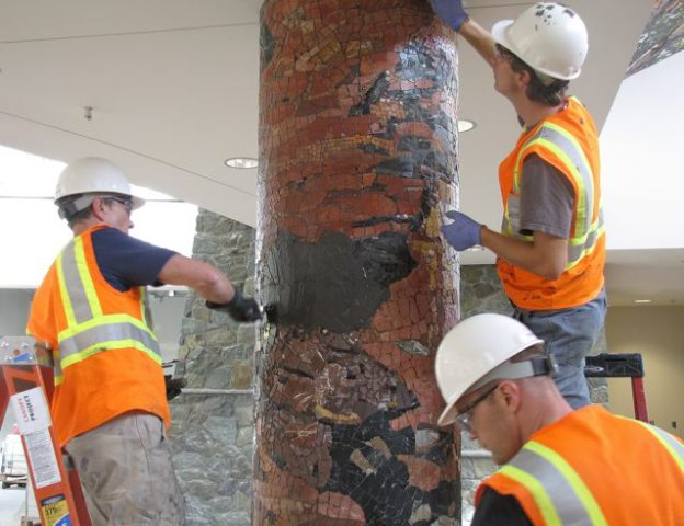 Grouting Column