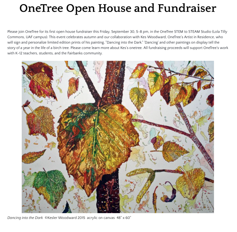 OneTree Fundraiser
